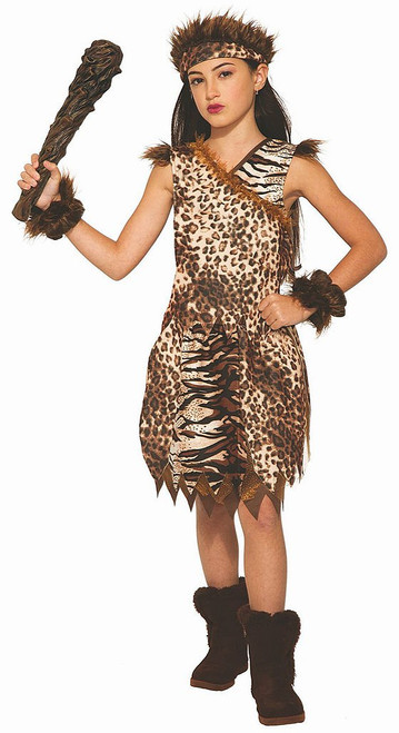Cave Princess Girl Costume