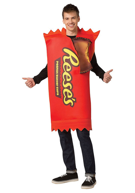Hershey's Reese's Cup 2 Pack Man Costume