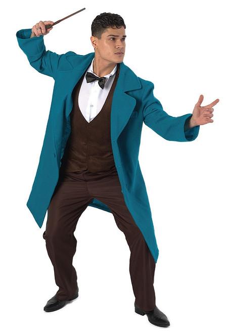 Fantastic Wizard Man Costume