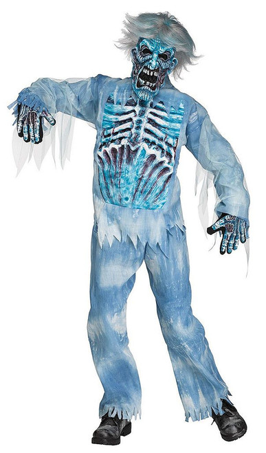 Game of Thrones Arctic Zombie Boy Costume