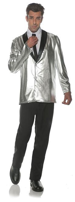 Doo Wop - Silver Jacket Costume