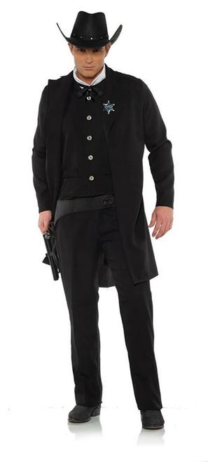 Dark Sheriff Costume