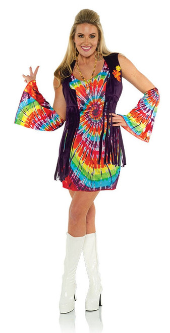 Revolution Mini Dress Costume