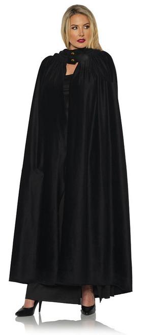 Classic Black Cape Costume