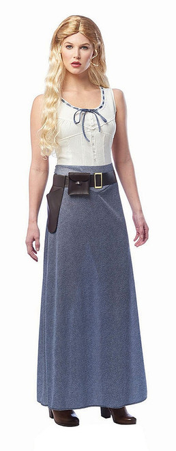 West Girl Women Costume
