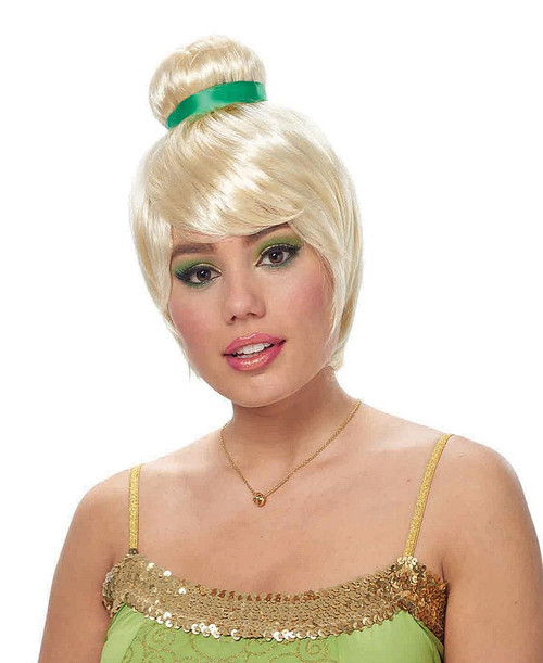 Tinkerbell Blonde Wig