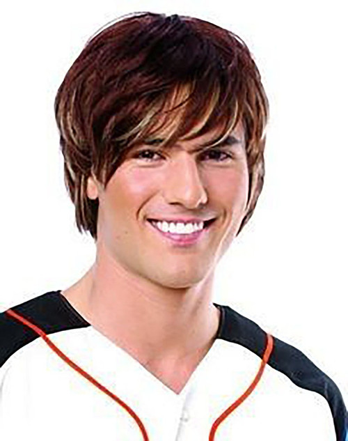 Brown Heartthrob Wig