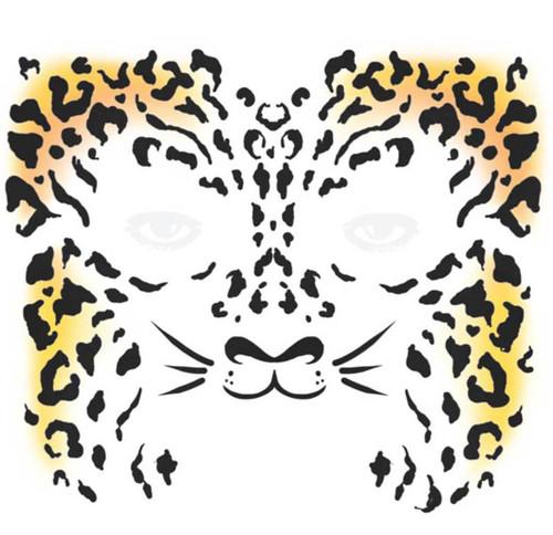 Costume Face Kits Cheetah Face