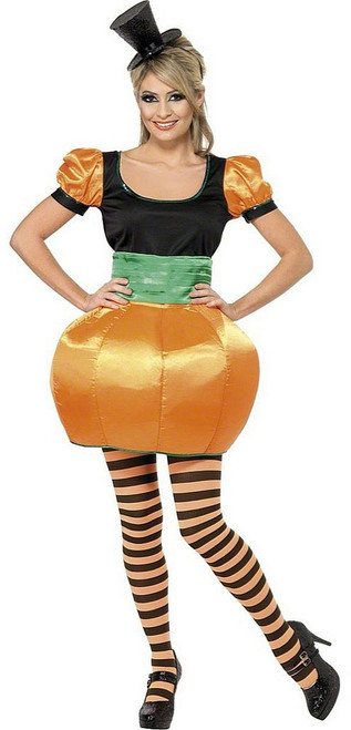Pumpkin Woman Costume