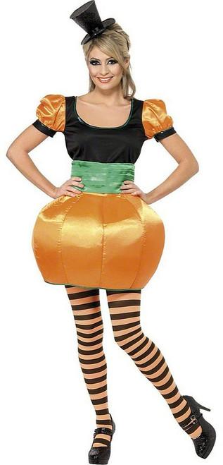 Pumpkin Woman Costume