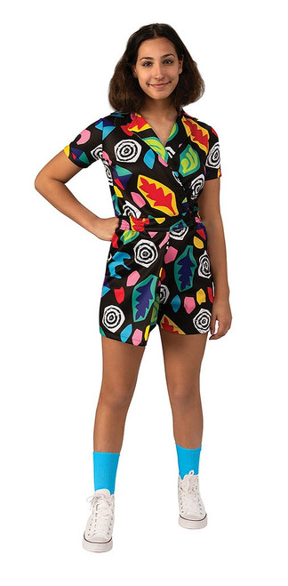Eleven's Mall Dress Stranger Things Girl Costume