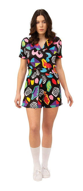 Eleven's Mall Dress Stranger Things Woman Costume