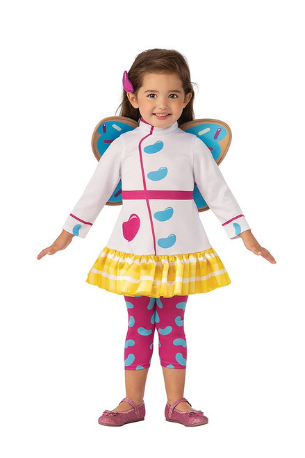 Butterbean Child Costume