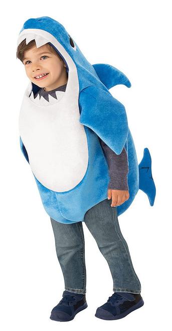 Child Daddy Shark Costume