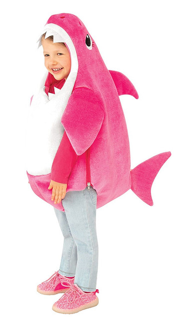Child Mommy Shark Costume