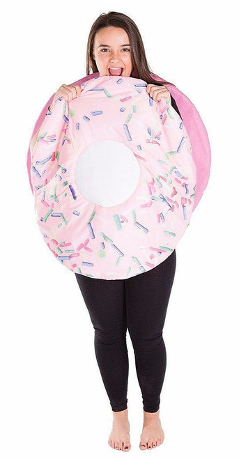 Donut Adult Foam Costume