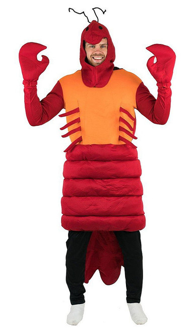 Lobster Adult Foam Costume