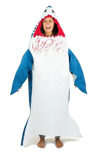 Shark Adult Foam Costume