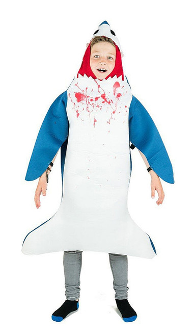 Shark Kid Foam Costume