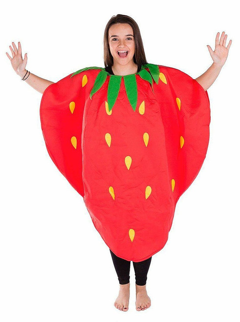 Strawberry Adult Foam Costume