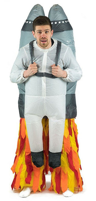 Jetpack Adult Inflatable Costume