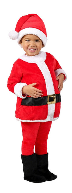 Lil Santa Boy Costume