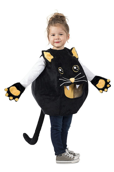 Feed Me Kitty Girl Costume