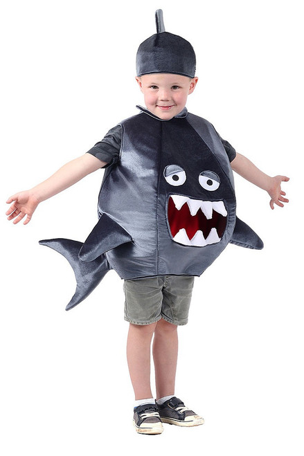 Feed Me Shark Boy Costume