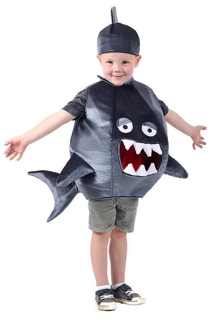 Feed Me Shark Boy Costume