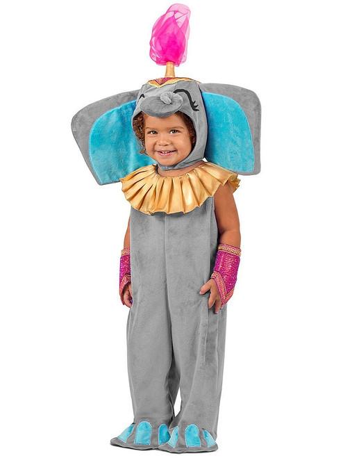Dumbo Circus Elephant Jumpsuit Boy Costume