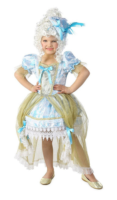 Madame Florence Dress Girl Costume