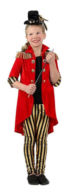 Ring Leader Girl Costume