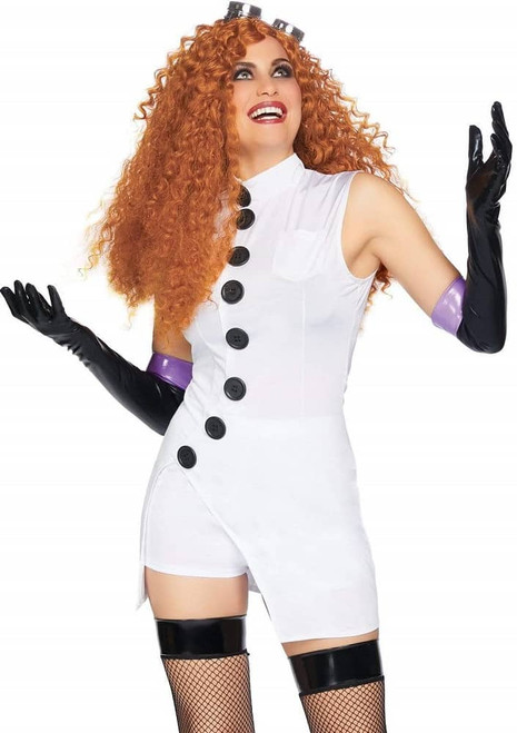 Sexy Mad Scientist Woman Costume