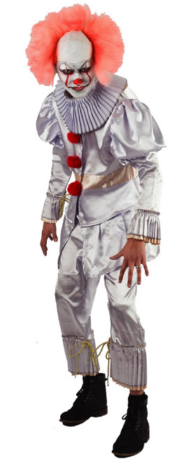 Spooky Clown Man Costume