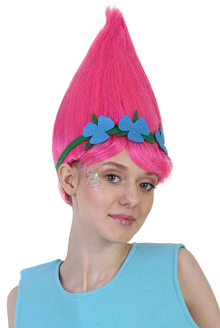 Troll Princess Woman Wig