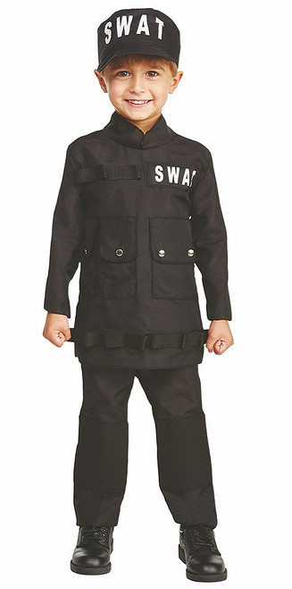 SWAT Stealth Boy Costume