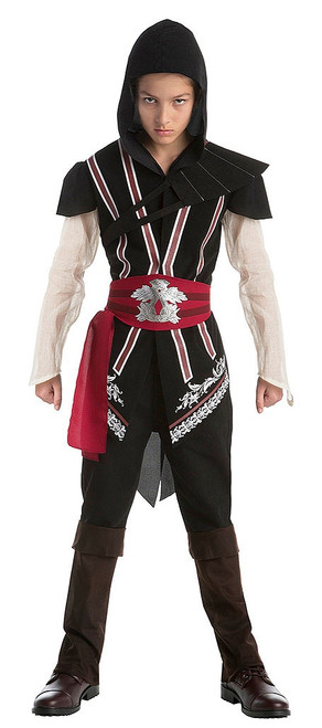 Ezio Assassins Creed  Boy Costume