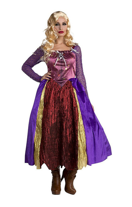 Hocus Pocus Witch Woman Costume
