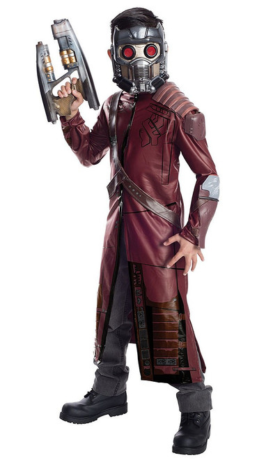 Deluxe Boys Starlord Costume