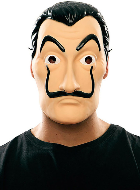 Dali Money Heist Mask