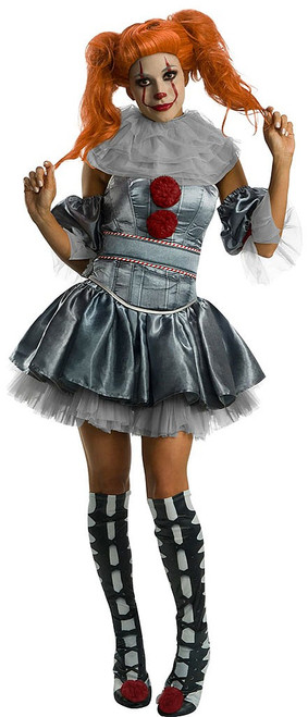 IT Pennywise Womens Costume