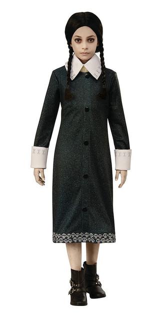 Addams Family-Wednesday Girl Costume
