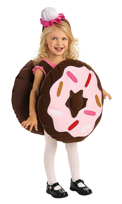 Dunk Your Doughnut Costume Toddler