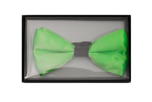 Bow Tie Lime Green