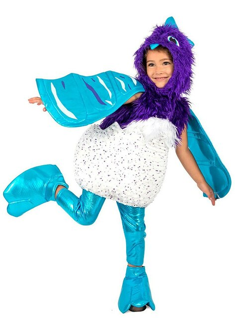 Hatchimal Draggle Girl Costume