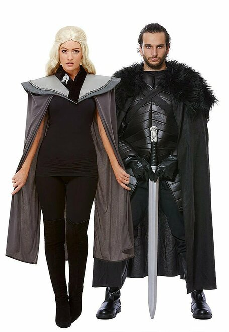 Game of Thrones Couple