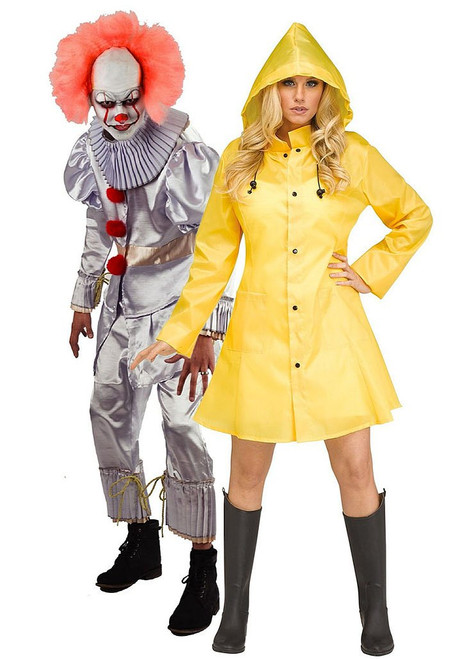 Pennywise and Georgie Couple Costume