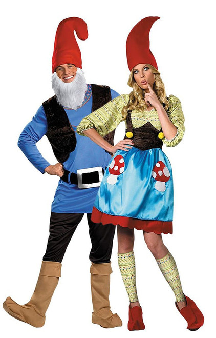 Gnomes Couple Costume