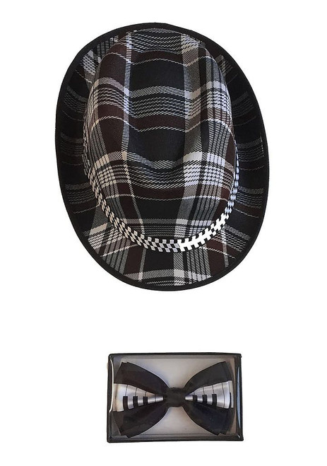 Artist Bow Tie and Hat Kit