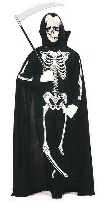 Adult Skeleton Costume